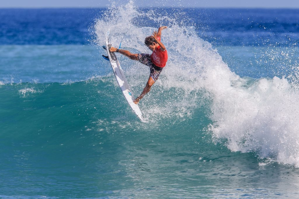 Indonesian Juniors At WSL World Junior Championships In Taiwan