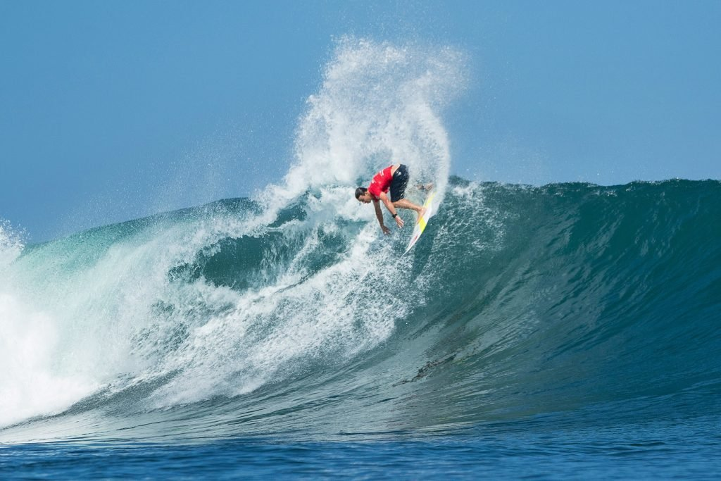 Epic Conditions Continue at Krui Pro in Sumatra