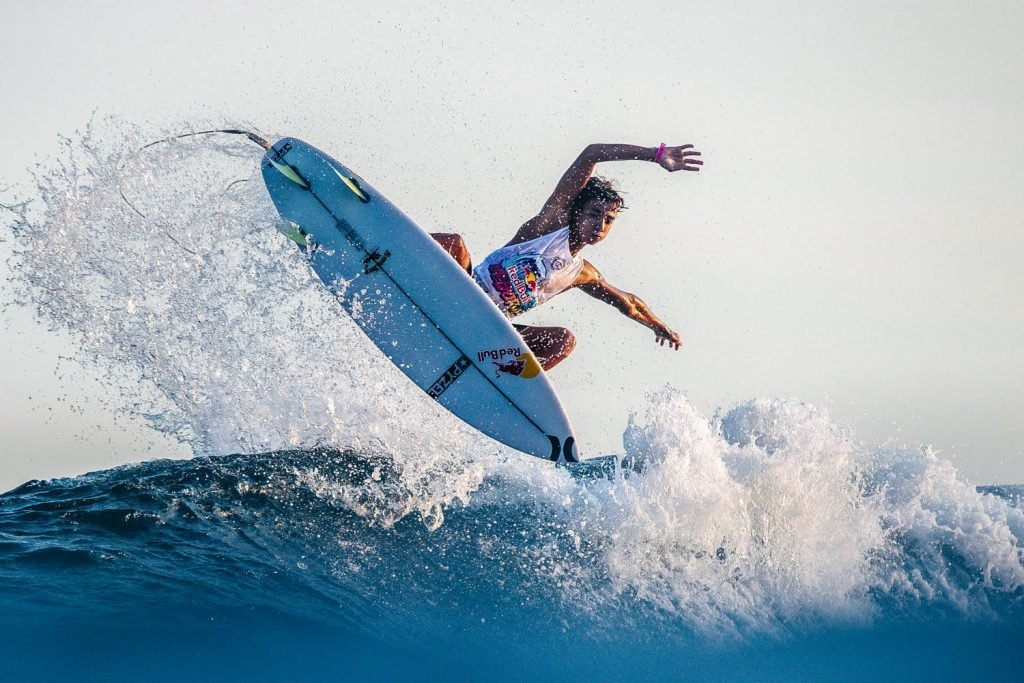 Red Bull Gives Wings to Bali's Surfing Community by Providing LiveHeats Contest Management and Live Scoring for all PSOI Events.