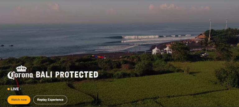 Corona Bali Protected