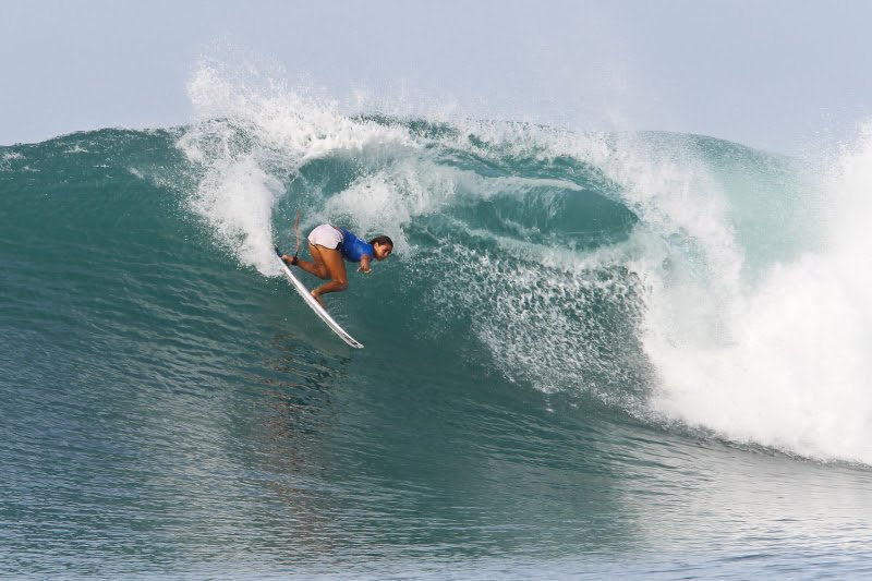 Corona Bali Protected: Wildcard Kailani Johnson Will Be First Indonesian Woman to Compete in Championship Tour Event