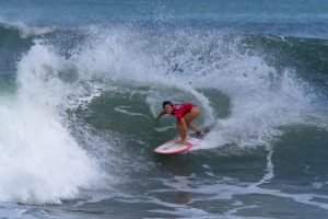 Women's Shortboard Quarterfinalists and Men's Shortboard Semifinalists Decided on Day 2 of RAST # 1 at Padma Beach, Bali