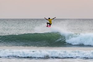 Tipi Jabrik's Grom Patrol Training Camp and Comp Series Ends on Kuta Beach with High Performances and Happy Groms