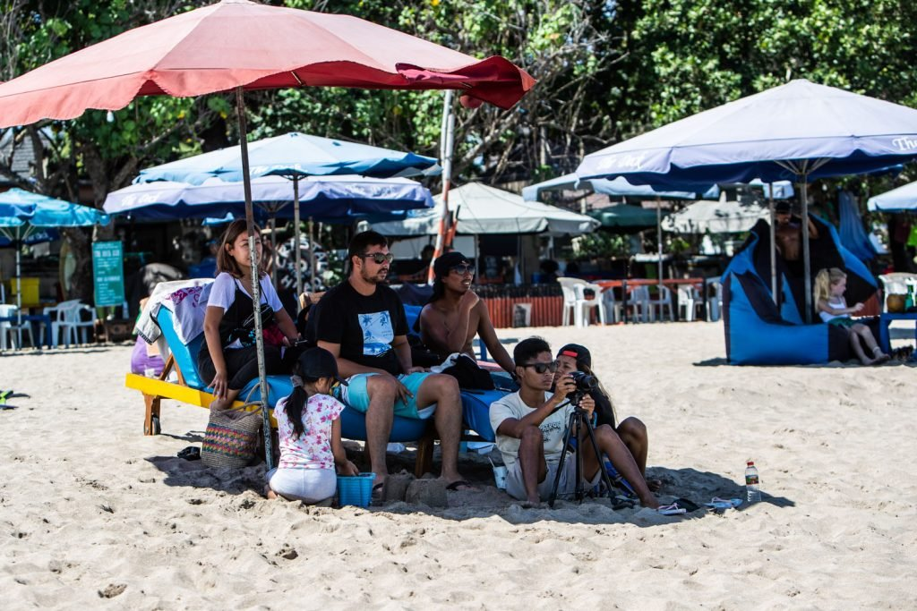 Grom Patrol Surf Training Camp #2 Starts at Legian Beach Today