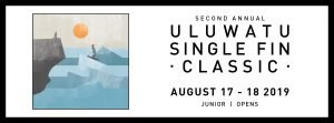 Uluwatu Single Fin Classic on August 17-18 to Celebrate the Golden Era of Single Fin Surfing