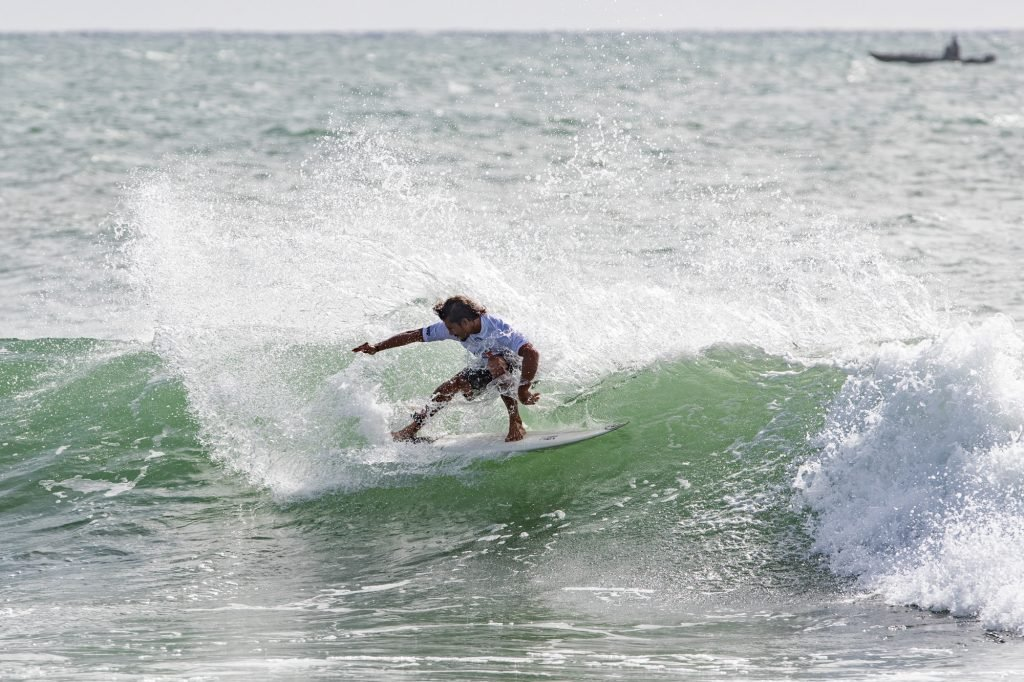Truly International Affair on Opening Day of The So Sri Lanka Pro