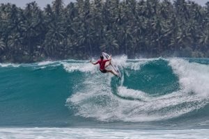 Competition Off To Flying Start at Nias Pro