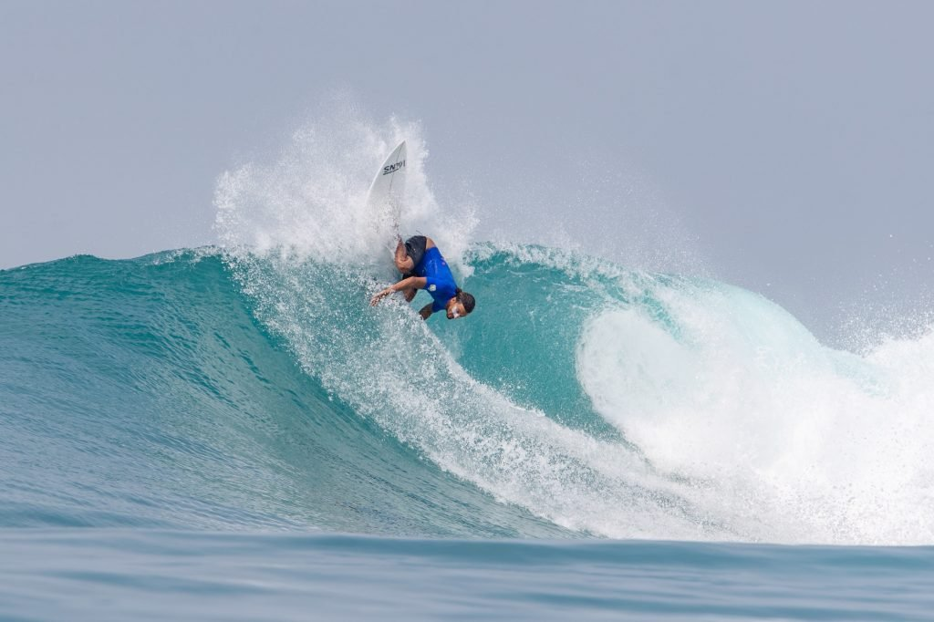 Fantastic Conditions Continue On Day 3 of The Nias Pro