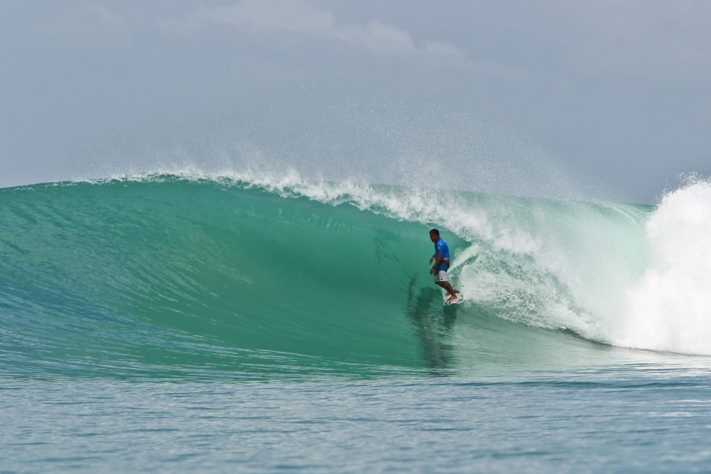 A Locals Guide to Lagundri Bay on Day 4 of The Nias Pro