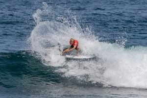 Small Crisp Surf For Day 2 of The 2019 Siargao Cloud 9 Surfing Cup