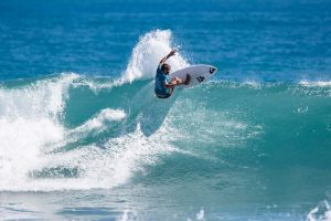 Pristine Conditions Grace Opening Day of Taiwan Open of Surfing QS3,000