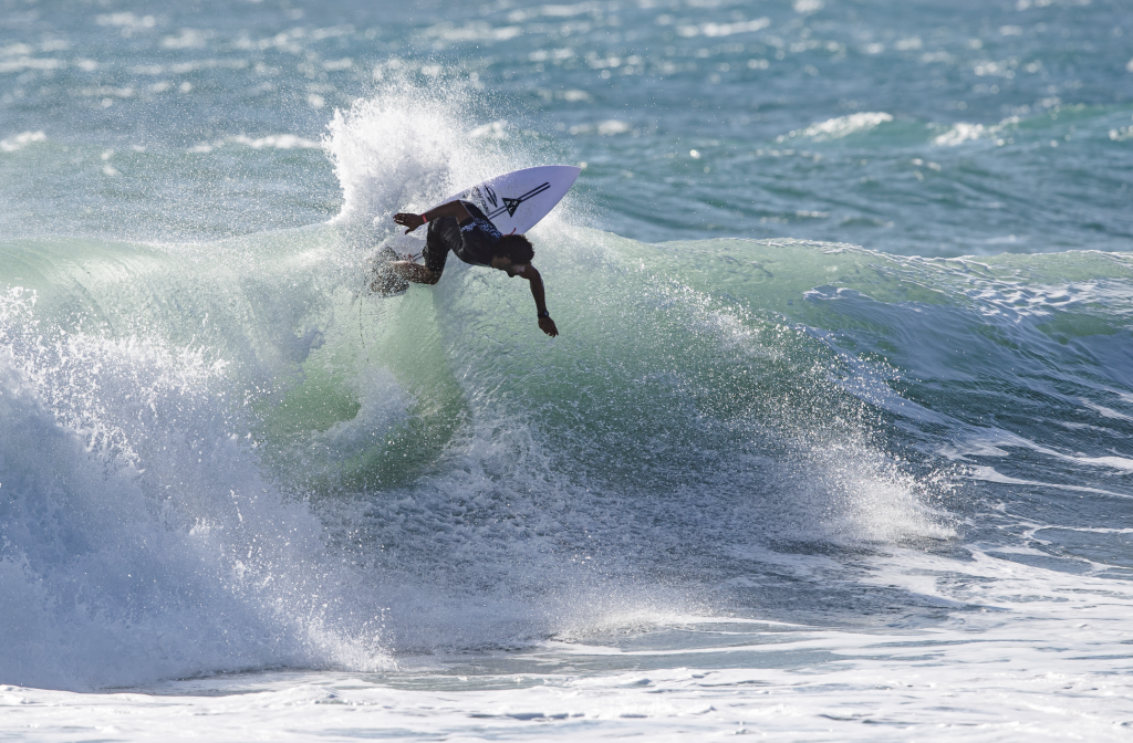 Marco Giorgi Claims Victory At Taiwan Open of Surfing QS3,000
