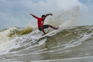 Final Stop of RAST (REnextop Asian Surfing Tour) Begins at Cherating Beach in Malaysia with Men's Shortboard and Women's Longboard Divisions Seeing  Action on Day One